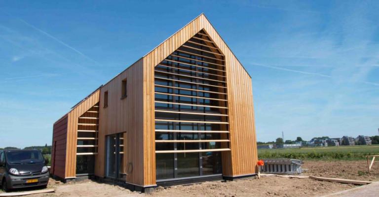 Eigen Woning Bouwen : Prefab woning bouwen home build huis bouwen online